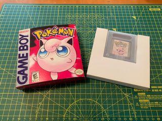 Pokemon Rosa game boy