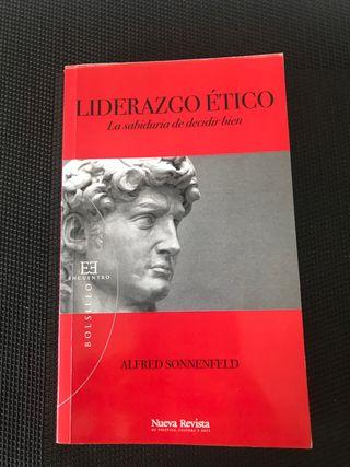 Libro Liderazgo ético de Alfred Sonnenfeld