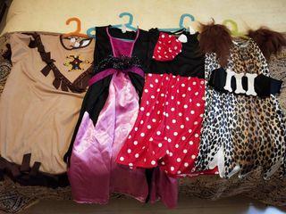 Lote disfraces infantiles