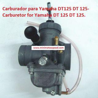 Carburador para Yamaha DT125 DT 125.