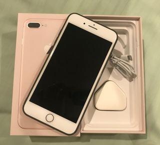 IPHONE 8 PLUS 64GB GOLD ROSE