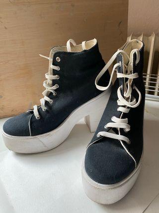 Zapatillas con plataforma COOLWAY