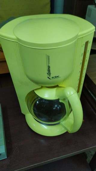 Cafetera goteo