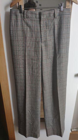 pantalón Zara recto