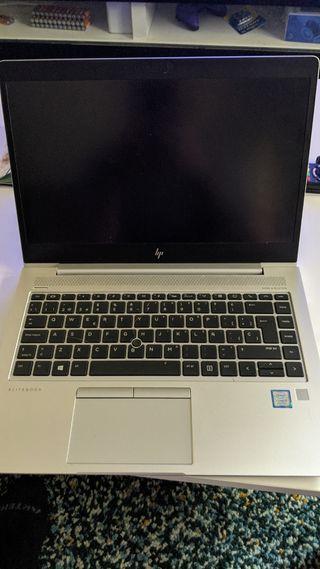 HP Elitebook G5 840 i7 8gb ram 256M.2