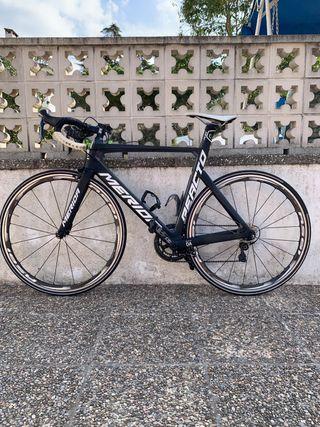 Bici Merida Reacto Carbono