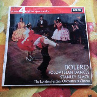 Bolero de Ravel vinilo Lp