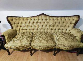 Sofa isabelino