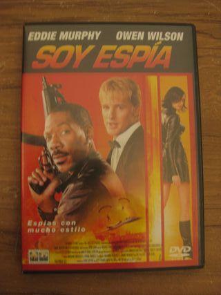 Película DVD Soy Espía