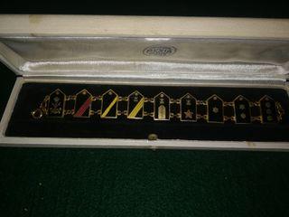 Antigua pulsera Infantería de Marina
