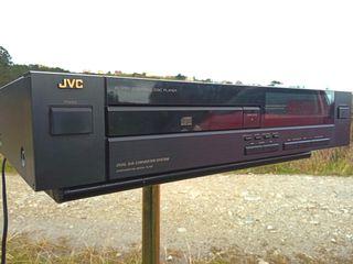 REPRODUCTOR DE CD JVC XL-V101BK