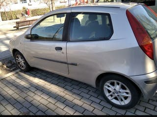 Fiat Punto sport 110.km 6 velocidades