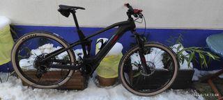E Bike Bici eléctrica de montaña MTB.