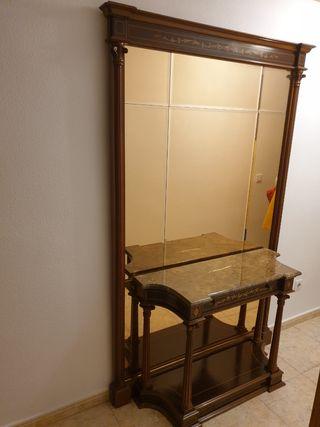 Espejo - Mueble recibidor