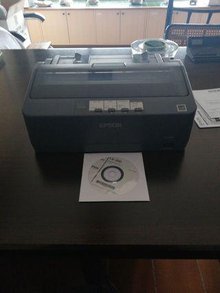 Impresora matricial Epson LX 350