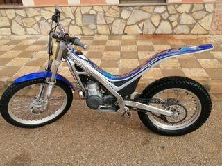 moto trial sherco 290