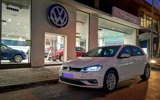 Volkswagen Golf 2019 bajo consumo y con garantia