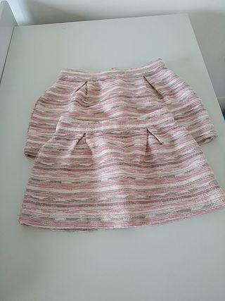 Faldas niñas