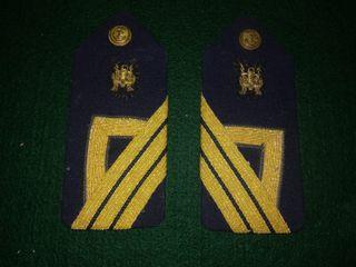 Antiguas palas Sgto. 1 Infantería de Marina