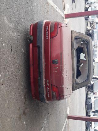peugeot 306 cabriolet año 97 despiece del vehiculo