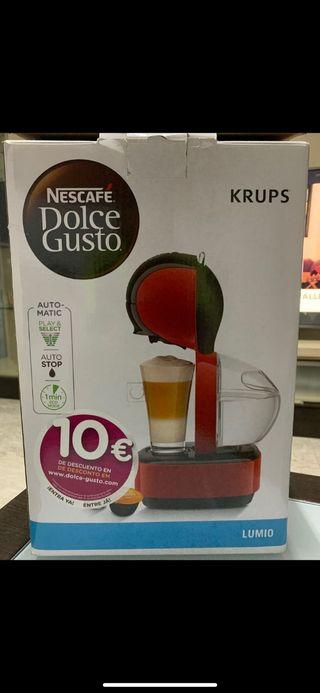 Cafetera Nescafé Dolce Gusto Krups