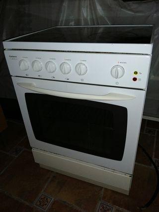 Cocina horno electrico