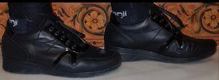 Zapatos piel mujer Maypaz talla 39