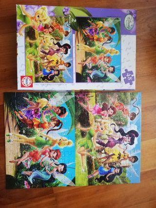 Puzzle Hadas Disney