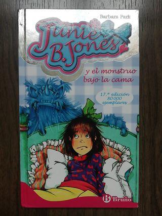 Junie B. Jones y el monstruo bajo la cama