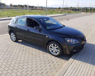 Mazda 3 1.6CRTD 109cv 156 mil kilómetros