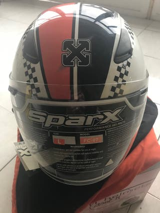 Casco moto Sparx