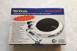Reproductor CD/MP3 MXONDA
