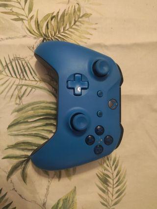 Mando xbox one azul usado 1 semana