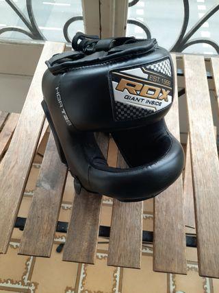 casco boxeo rdx hgrt2b