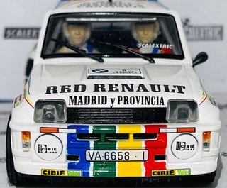 Scalextric Renault 5 Turbo
