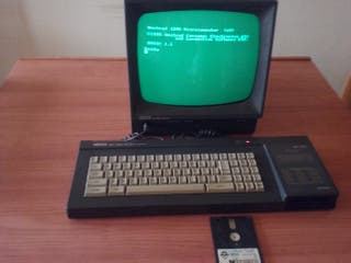 Amstrad CPC 6128 con pantalla GT65