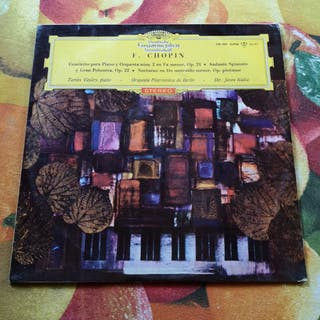 Chopin Deutsche Gramophone 136452
