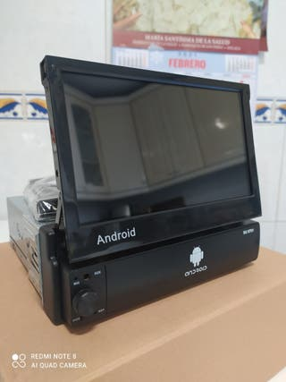 radio pantalla Android USB bluetooth radio pantall