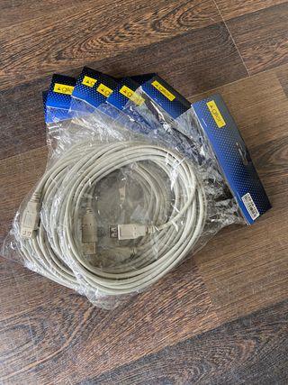 7x prolongadores USB