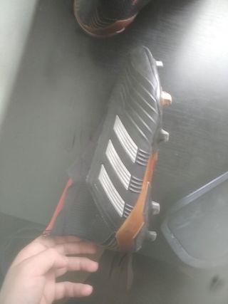 Pederator botas de fútbol