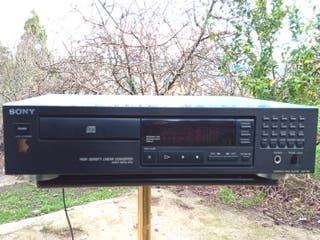 REPRODUCTOR DE CD SONY CDP-195