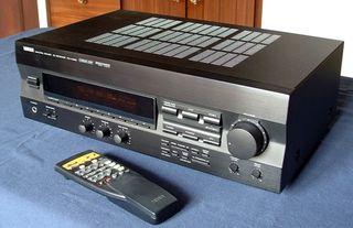 amplificador yamaha rx-v393rds
