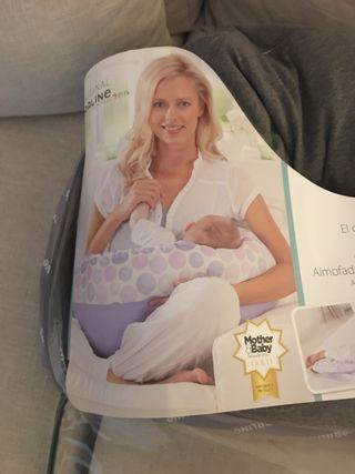 Cojín de lactancia y maternidad THERALNE
