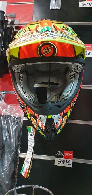 *NUEVO*Casco Suomy Motocross JUMP talla M
