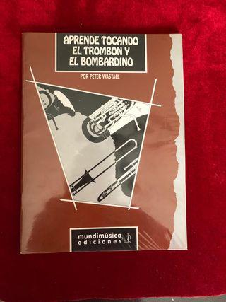 Aprende tocando el trombón y el bombardino
