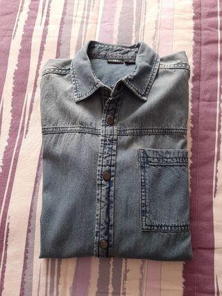 Camisa Vaquera Hombre