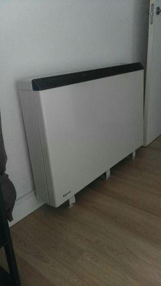 acumuladores de calor - calefacción - radiador