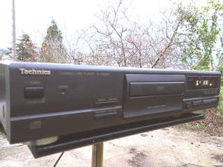 REPRODUCTOR DE CD TECHNICS SL-PG480A