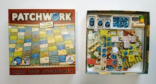Inserto organizador Patchwork #Labsk