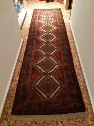 alfombra persa .pasillo. 80x288